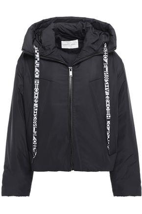 PROENZA SCHOULER PSWL Shell hooded down coat