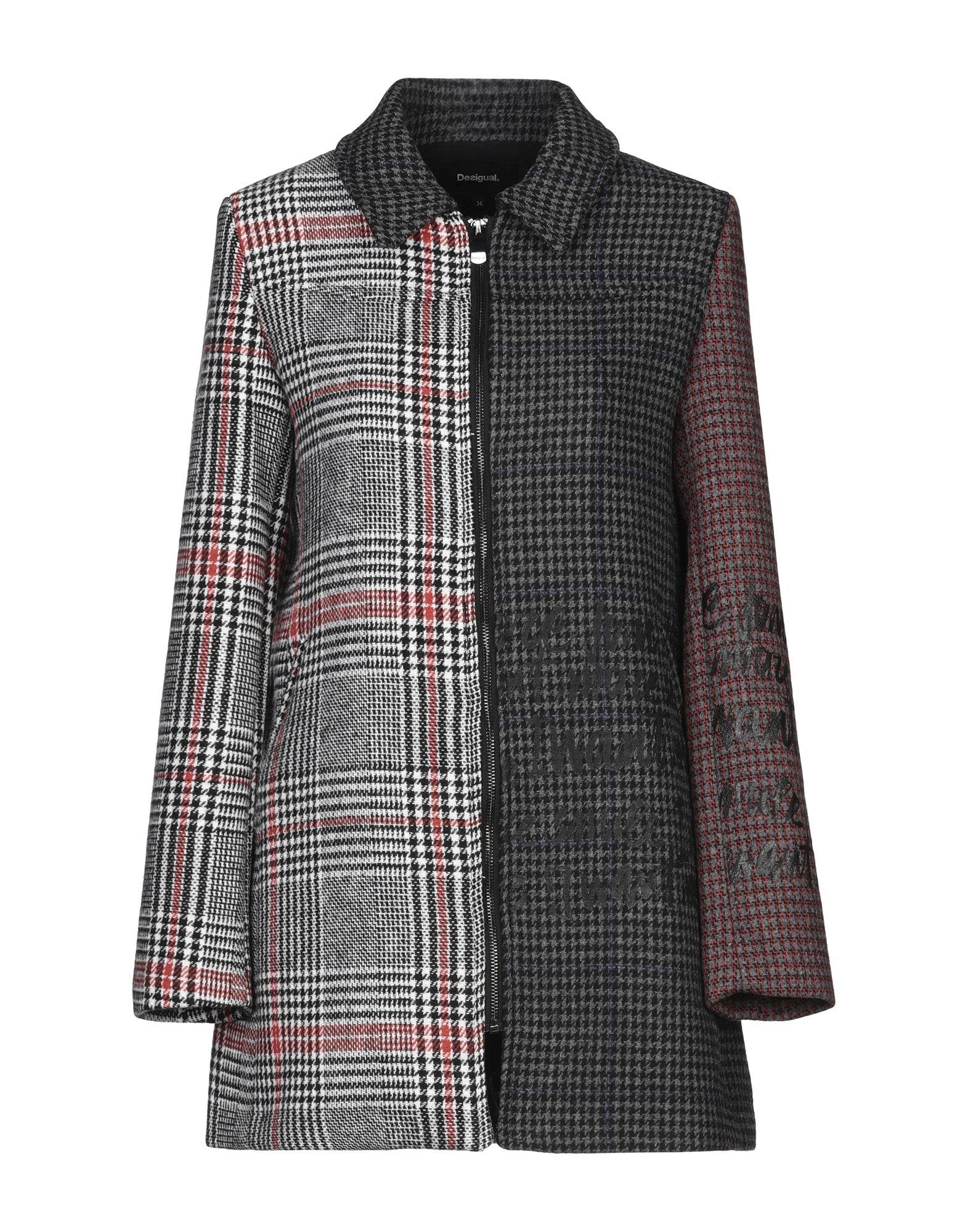 DESIGUAL Пальто