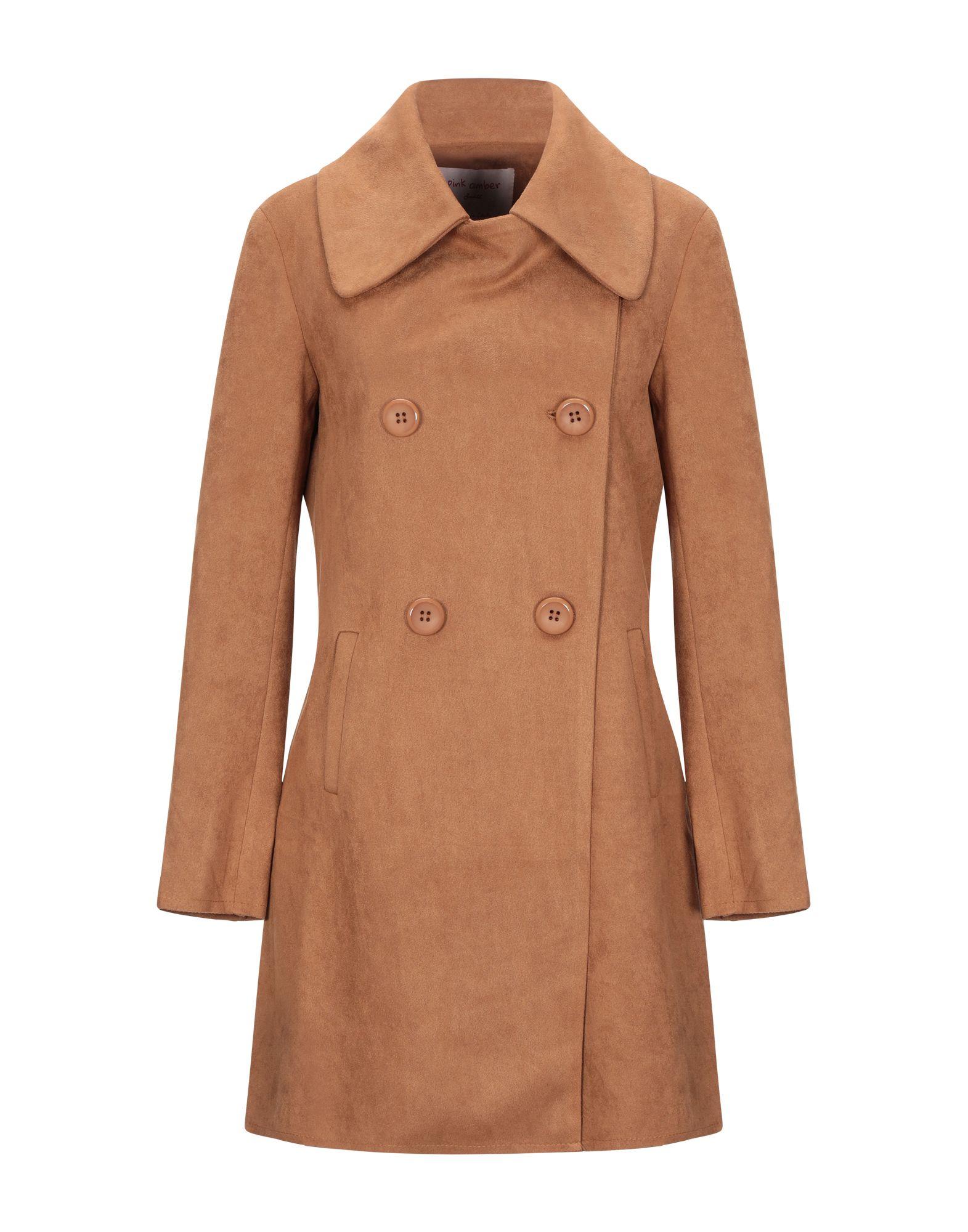 PINK AMBER Легкое пальто