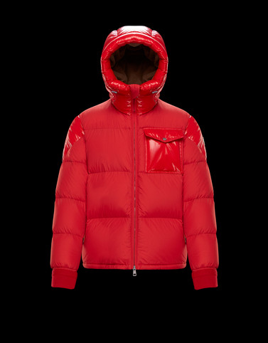 ELOY Red Down Jackets
