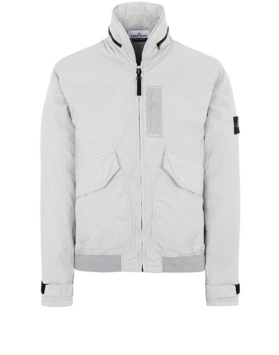 STONE ISLAND Куртка 43699 REFLECTIVE WEAVE RIPSTOP-TC