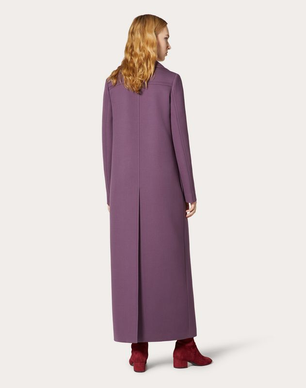 VGOLD Double Wool Coat