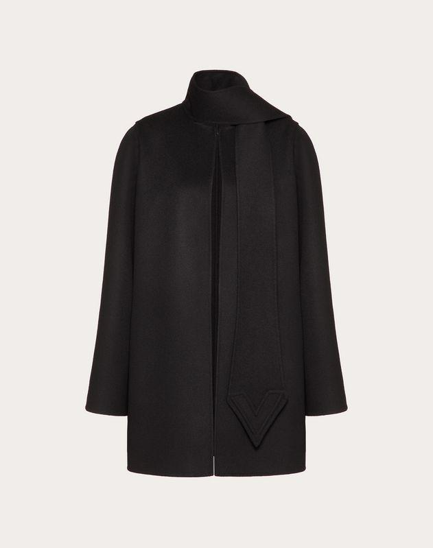 Compact Wool Coat