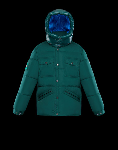 VILBERT Green Category Jackets Man