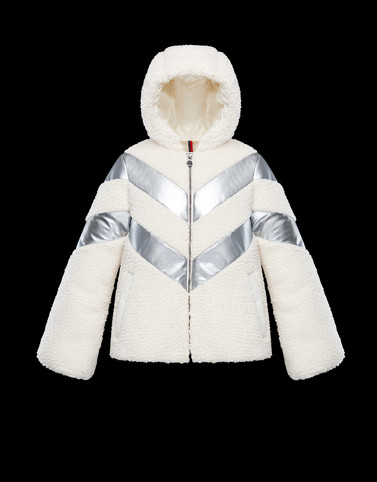 CABOURG Silver Category Short outerwear Woman