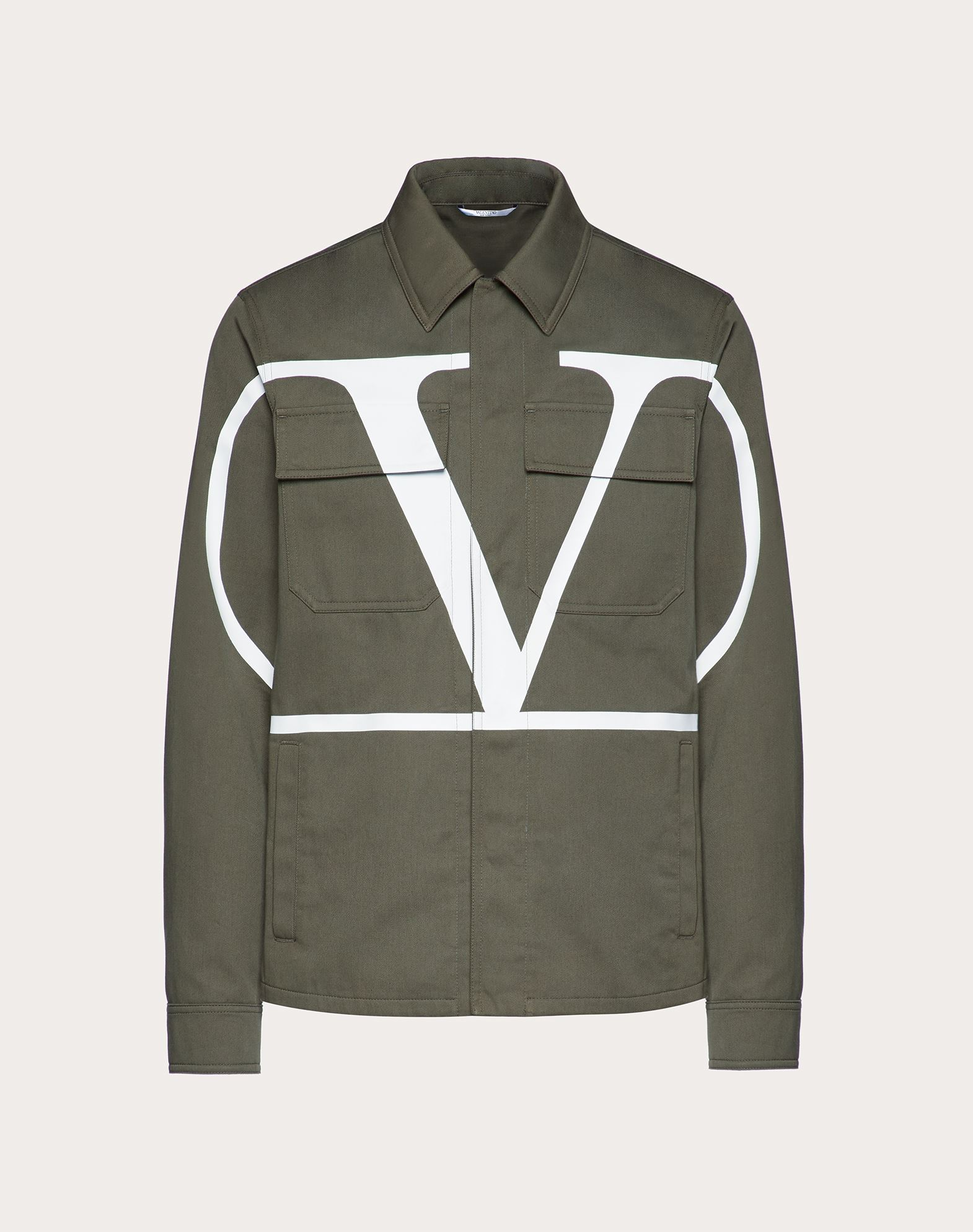 VLOGO SAFARI JACKET