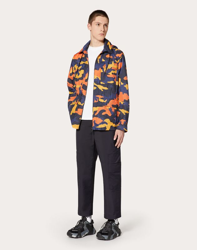 CAMOULOVE SAFARI JACKET
