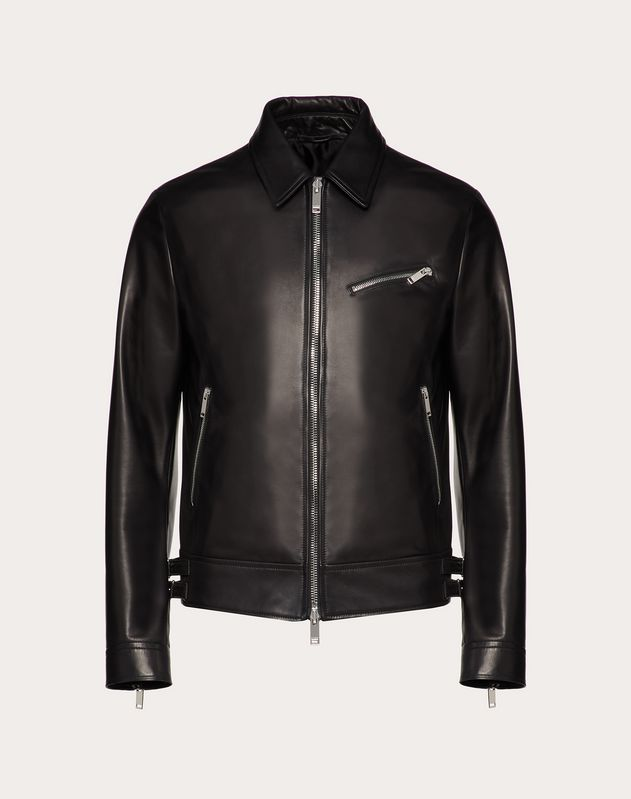 NIGHTWOLF LEATHER JACKET