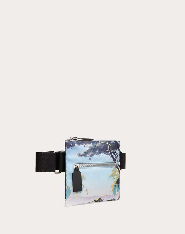 Crossbody Bag Floating Island aus Nylon