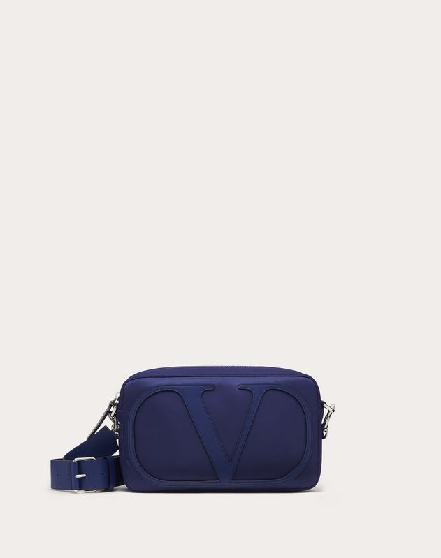 VLOGO Nylon Crossbody Bag