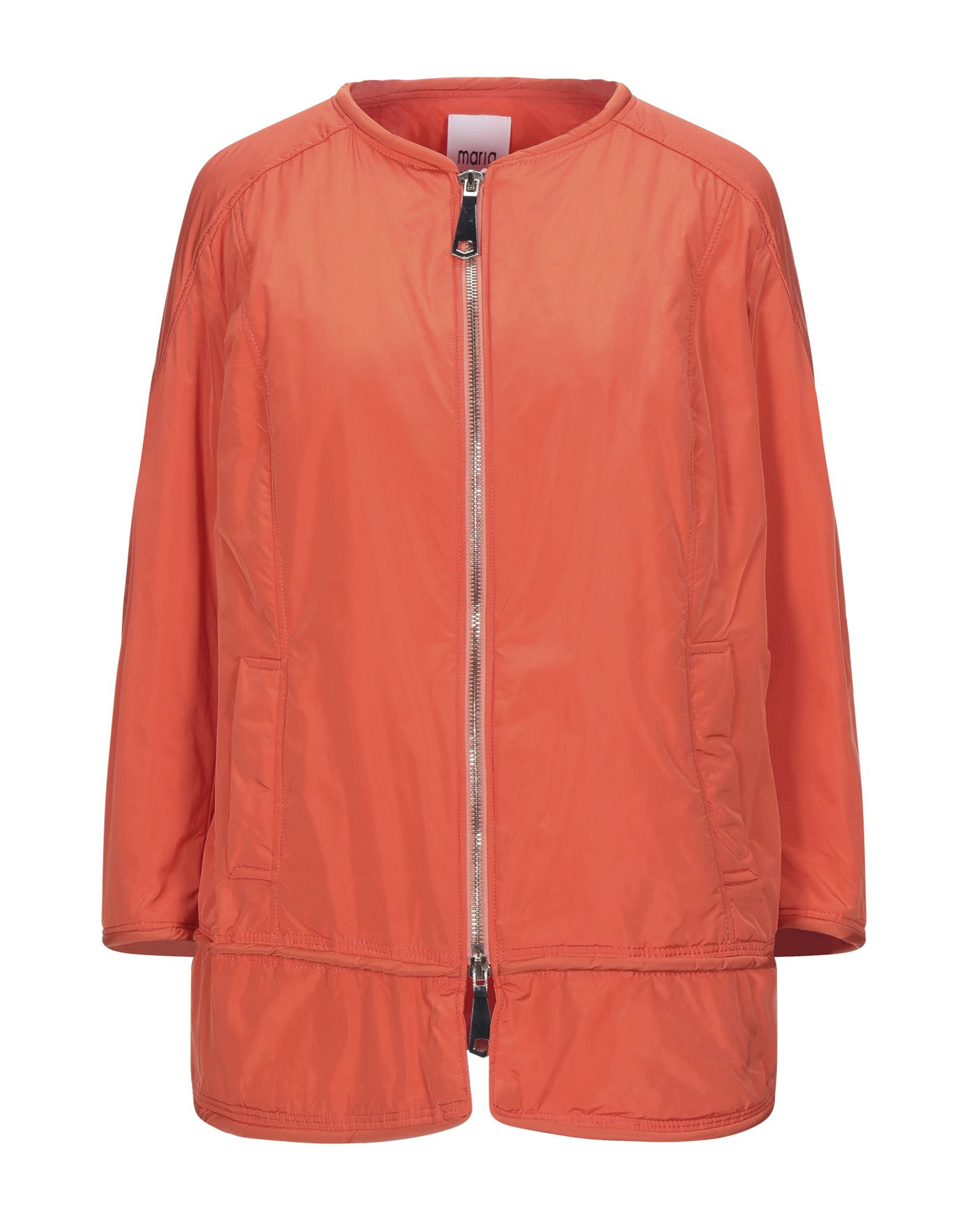 MARIA GRAZIA SEVERI Куртка куртка с запахом maria intscher
