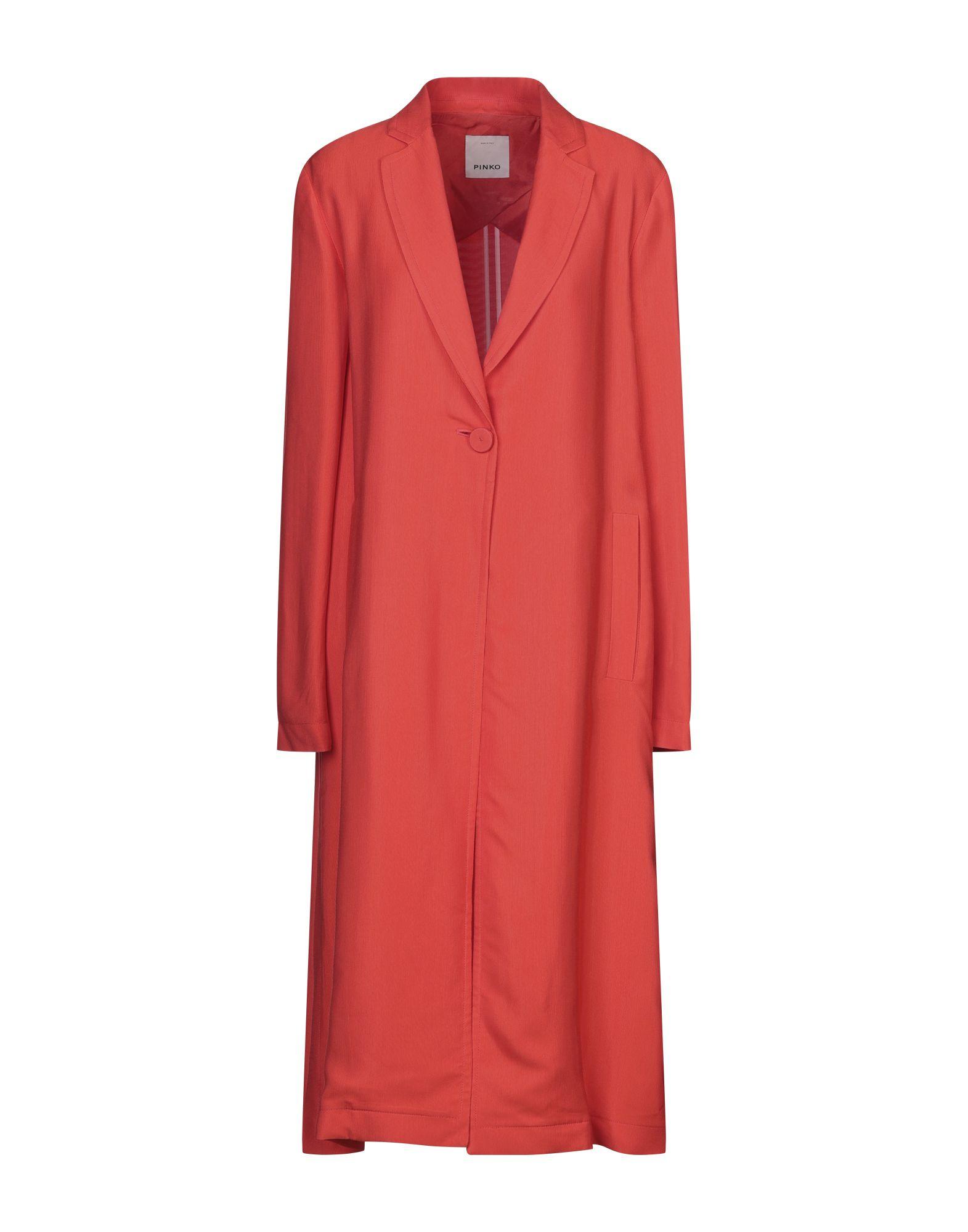 PINKO Легкое пальто nanushka легкое пальто