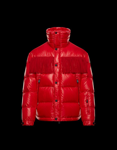 ARLAZ Red Down Jackets