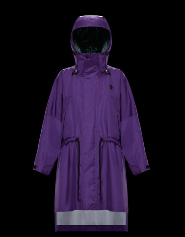 ATTLEE Purple Jackets Woman