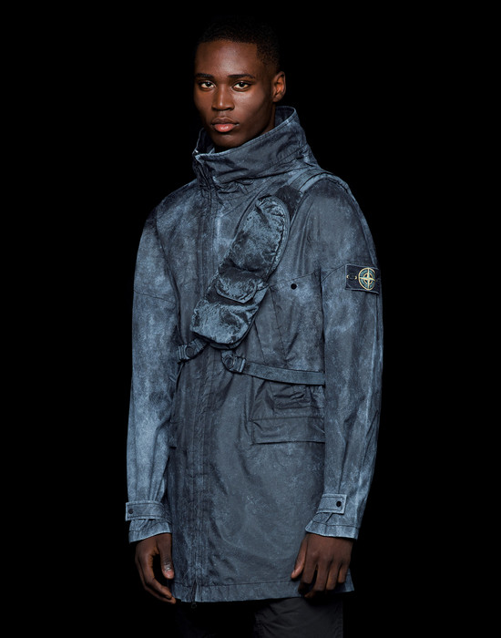 41932397rt - COATS & JACKETS STONE ISLAND