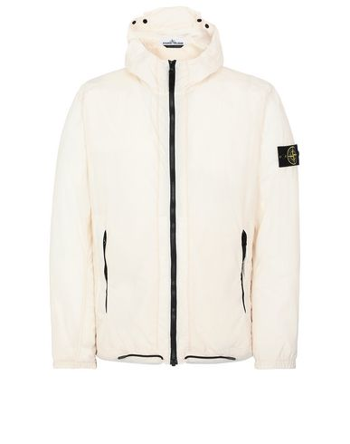 STONE ISLAND 43831 SKIN TOUCH NYLON-TC_PACKABLE Jacket Man Beige USD 319