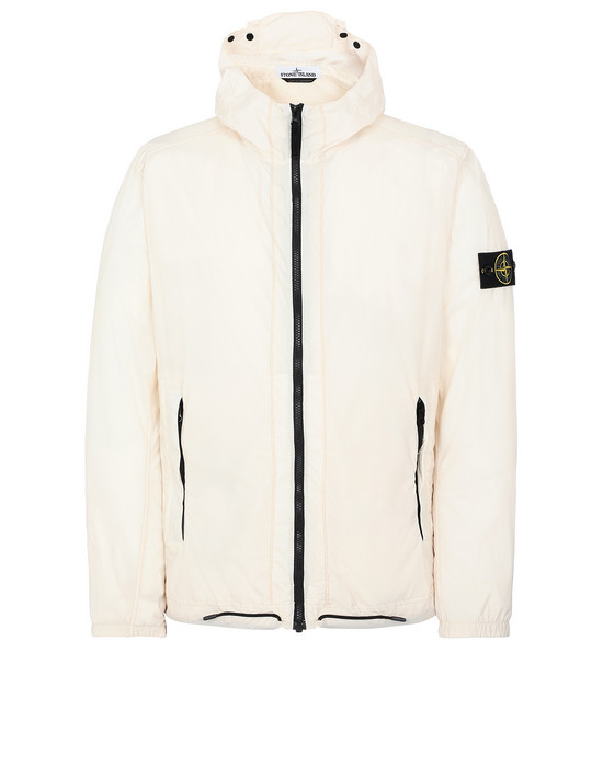 STONE ISLAND 43831 SKIN TOUCH NYLON-TC_PACKABLE Jacket Man Beige
