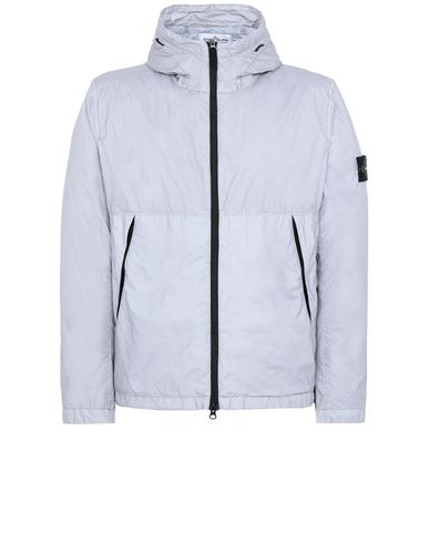 STONE ISLAND 42423 MEMBRANA 3L TC Jacket Man Dust Gray USD 517