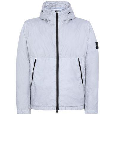 STONE ISLAND 42423 MEMBRANA 3L TC Jacket Man Dust Gray USD 389
