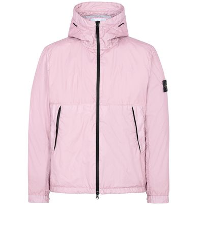 STONE ISLAND 42423 MEMBRANA 3L TC Jacket Man Pink Quartz EUR 559