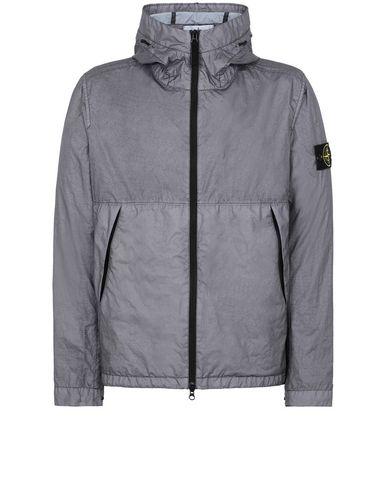 STONE ISLAND 42423 MEMBRANA 3L TC Jacket Man Blue Grey EUR 557