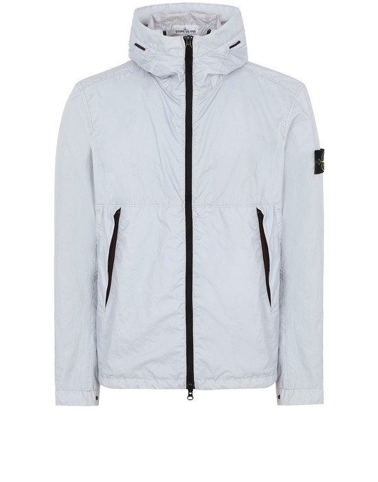STONE ISLAND 42423 MEMBRANA 3L TC Jacket Man Pale Blue