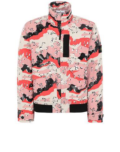 STONE ISLAND 445E3 3C + PU DESERT CAMO Jacket Man Stucco EUR 534