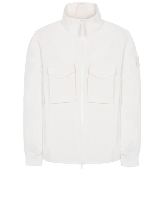 STONE ISLAND 426F1 POLIESTERE STRETCH 5 L_GHOST PIECE Jacket Man