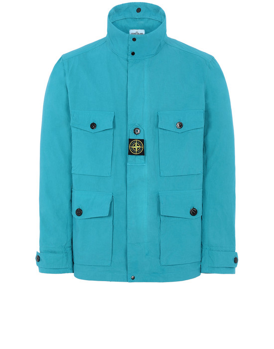 Jacket Man 41921 COTTON / CORDURA® Front STONE ISLAND