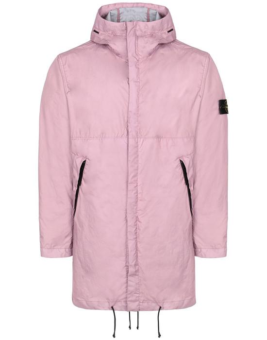 Mid-length jacket Man 70323 MEMBRANA 3L TC Front STONE ISLAND
