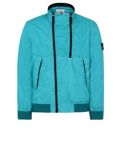 STONE ISLAND 42323 MEMBRANA 3L TC Jacket Man Turquoise EUR 525