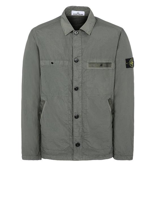 STONE ISLAND 44229 S.I.PA/PL SEERSUCKER-TC Jacket Man