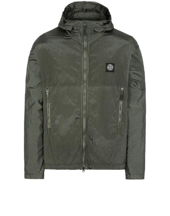 STONE ISLAND 44135 NYLON METAL WATRO RIPSTOP Куртка Для Мужчин Оливковый