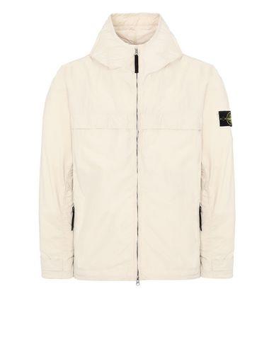 STONE ISLAND 40522 MICRO REPS Jacket Man Beige EUR 586