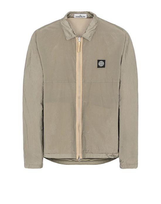 STONE ISLAND 44635 NYLON METAL WATRO RIPSTOP  Куртка Для Мужчин Древесная кора