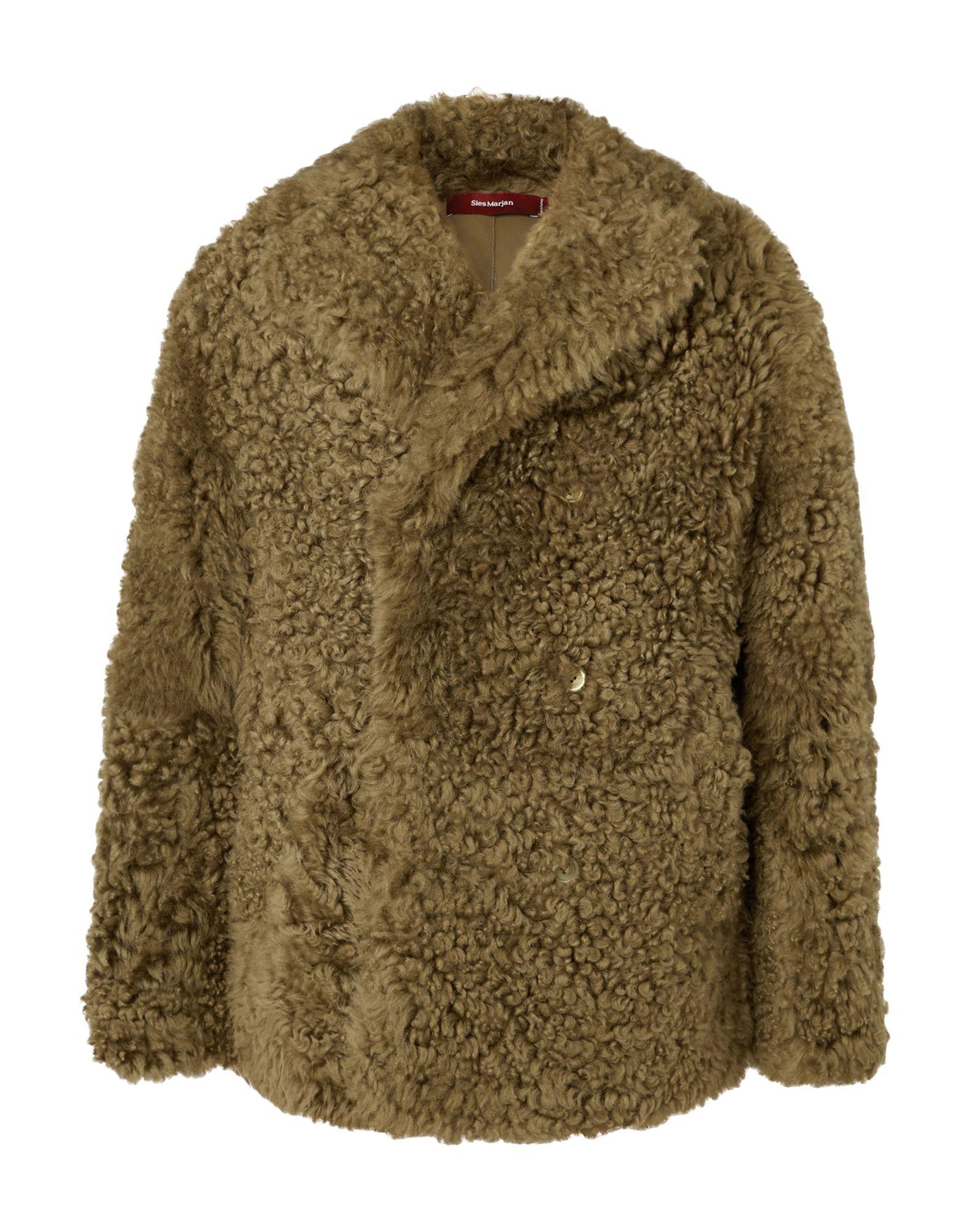 SIES MARJAN Пальто sies marjan пальто