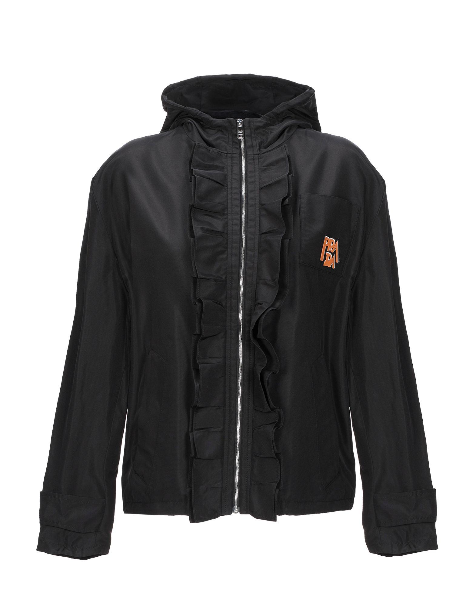 PRADA Jackets - Item 41933395
