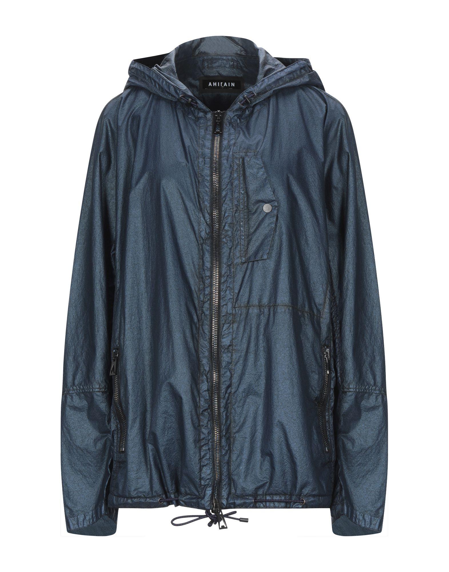 AHIRAIN Куртка ahirain легкое пальто