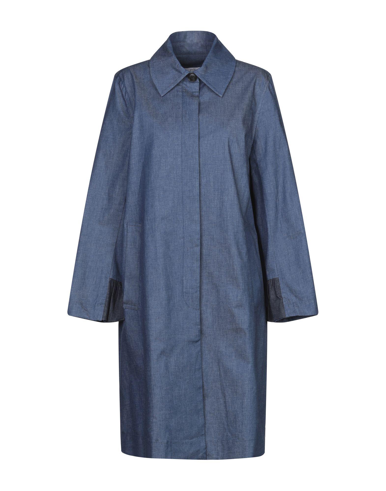 GAZEL Джинсовая верхняя одежда