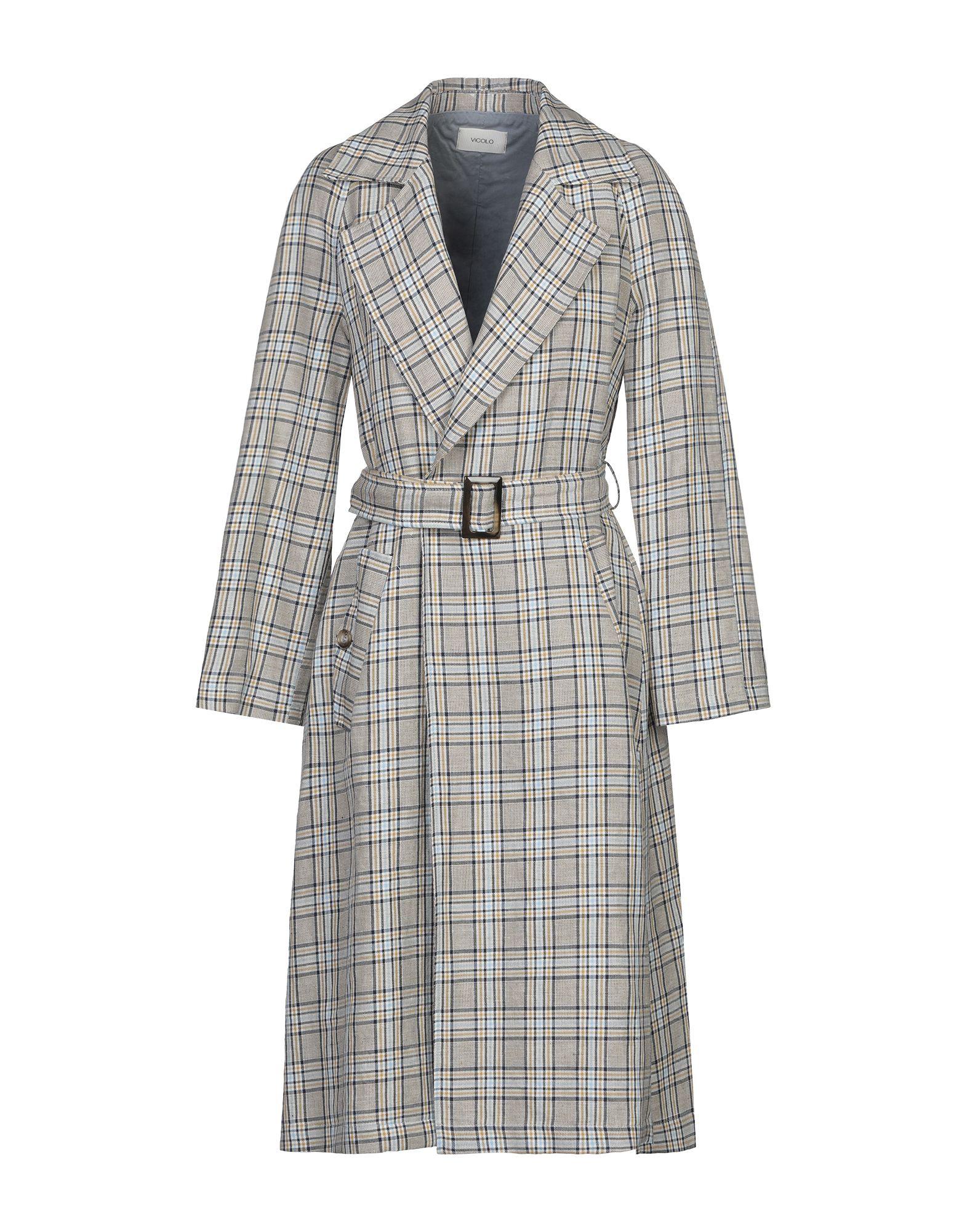VICOLO Легкое пальто vicolo легкое пальто