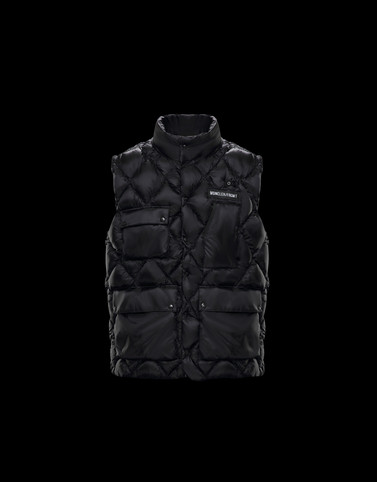 RUMPLER Black Category Waistcoats