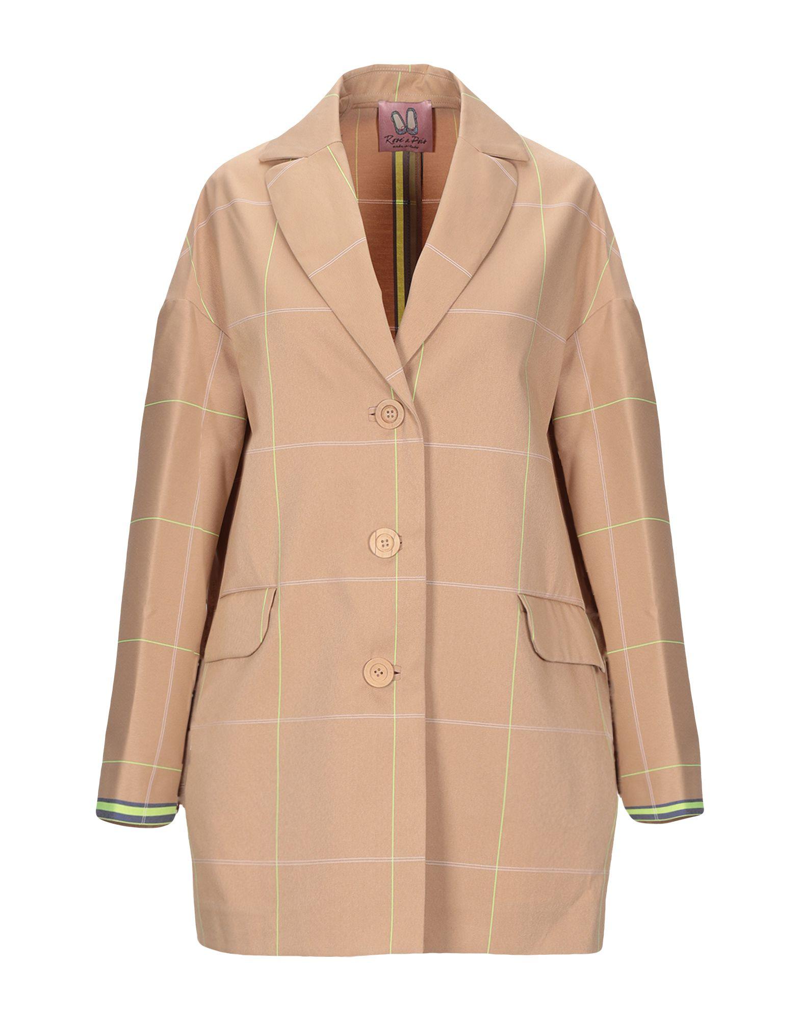 ROSE' A POIS Легкое пальто