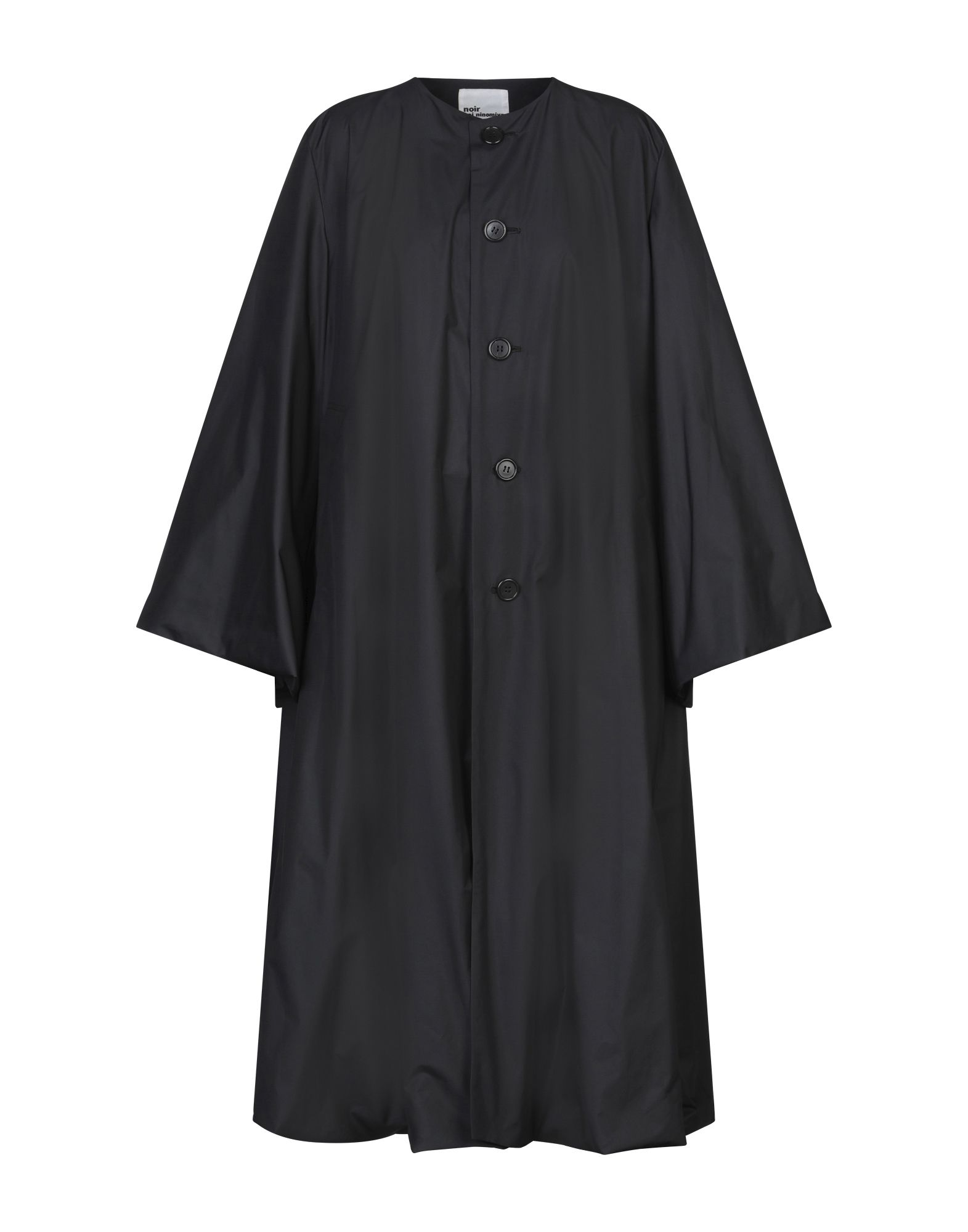 Фото - NOIR KEI NINOMIYA Легкое пальто noir kei ninomiya юбочный комбинезон