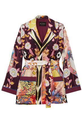 ETRO Printed jacquard robe