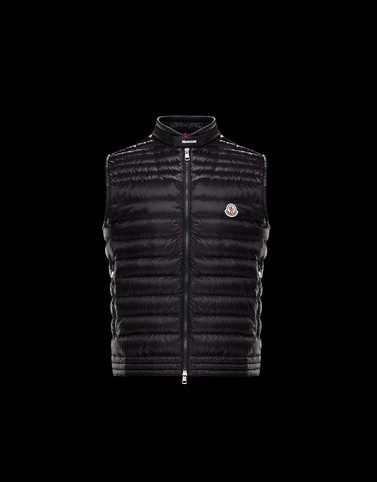 GIR Black Category Waistcoats Man