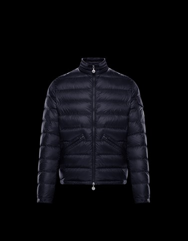 AGAY Dark blue View all Outerwear Man