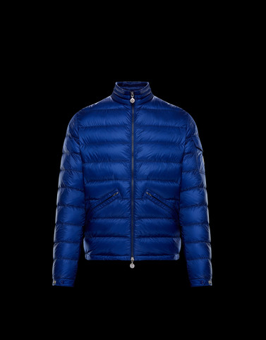 AGAY Blue Category Short outerwear Man
