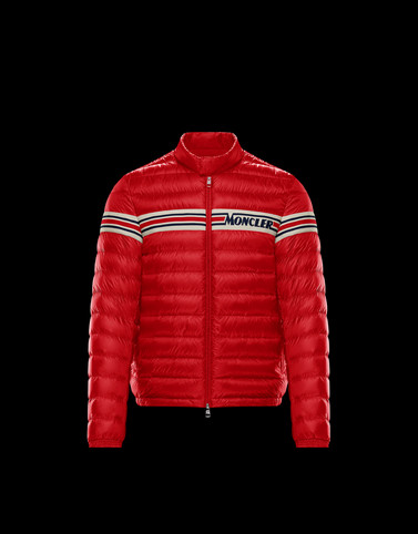 RENALD Red Category Bomber Jacket