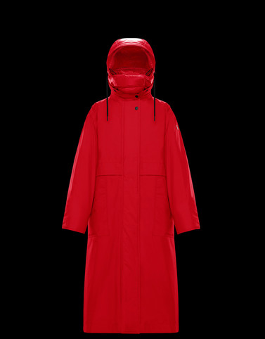 TERVELA Red Jackets Woman