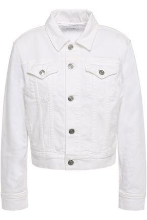 CURRENT/ELLIOTT The Baby Trucker denim jacket